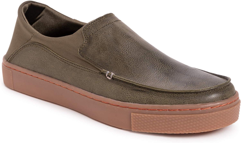 MUK LUKS Men's Park Place Sneaker Loafer