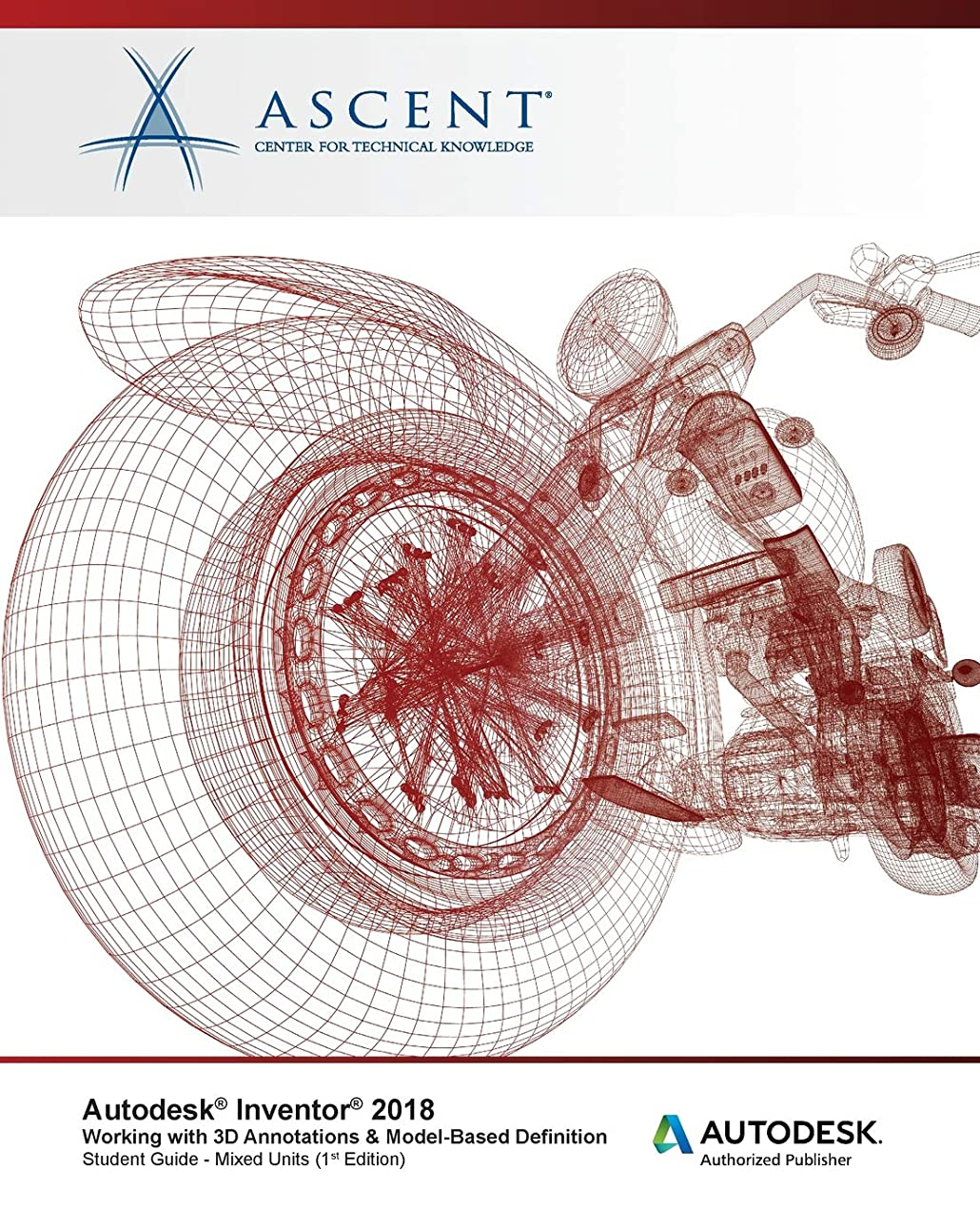 指定する医学信者Autodesk Inventor 2018 Working with 3D Annotations & Model-Based Definition: Autodesk Authorized Publisher