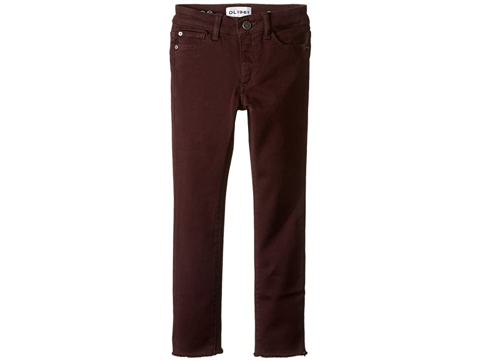 DL1961 Kids Chloe Skinny Jeans in Barbera (Toddler/Little Kids) (Barbera) Girl's Jeans