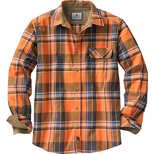 43d3b71b7a Legendary Whitetails Men s Buck Camp Flannel Shirt