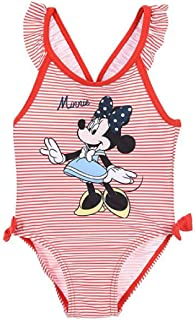 24-36 Mesi Disney Estate 2020 Minnie Costume da Bagno Intero 12-18