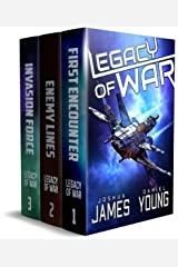 Legacy of War: The Complete Series (Books 1-3): First Encounter, Enemy Lines, Invasion Force (Complete Series Box Sets) Kindle Edition