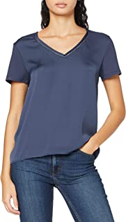 ONLY ONLAVA S/S CHAIN MIX TOP JRS dames t-shirt
