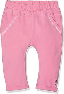 Kanz Hosen kurze Hosen Shorts Schlupfhose pink weiß Baumwolle Mädchen Baby Gr.92