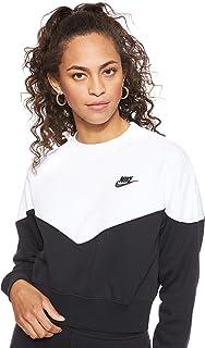 Nike Women's NSW HRTG CREW FLC Sweatshirts