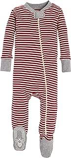 Burt's Bees Baby Baby Boy's Unisex Pajamas, Zip-Front...