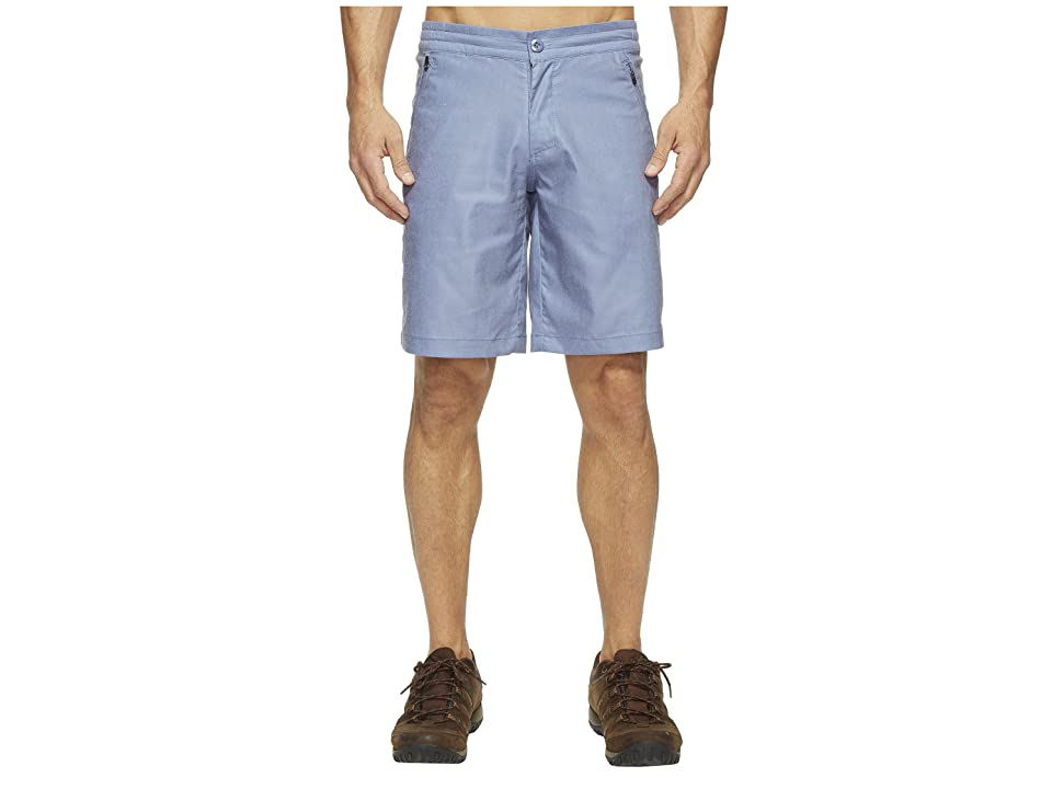 United By Blue Berkshire Shorts (Blue) Men