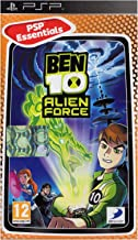 BEN 10 ALIEN FORCE ESSENTIAL PSP