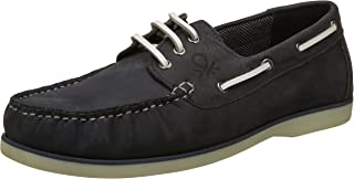 United Colors of Benetton Men's Boat Shoes