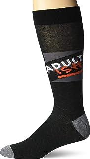 Best mens Pop Culture Slapstick Fun Novelty Crew Socks Review