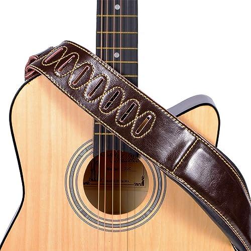 Mejor valorados en Correas para guitarra & Opiniones útiles de ...