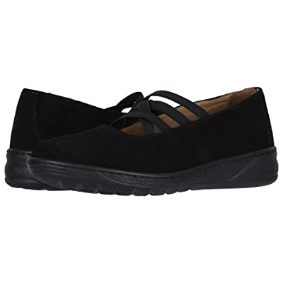 David Tate Marta (Black Suede) Women