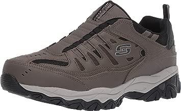 Skechers Men's Afterburn M. Fit Wonted Sneaker