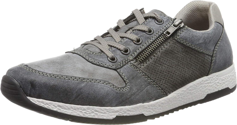 Rieker Men's B9421-46 Low-Top Sneakers