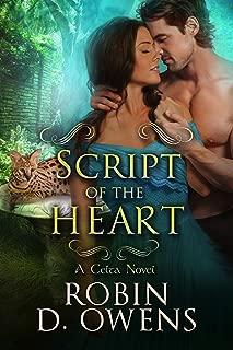 Script of the Heart: A Celta Novel (Celta HeartMates Book 15)