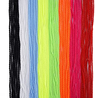 Bestsupplier 100 Pieces Polyester Yoyo String Pro-poly String And 10 FInger Pieces Sets