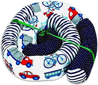 cojin serpiente patchwork - protector cuna chichonera cojin bebe cuna parachoques cuna