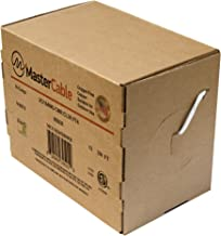 MasterCable - CL3 Rated 2-Conductor Pure Copper Cable USA Made (16 Gauge, 250 FT)