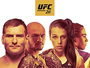 Get Ready for UFC 211
