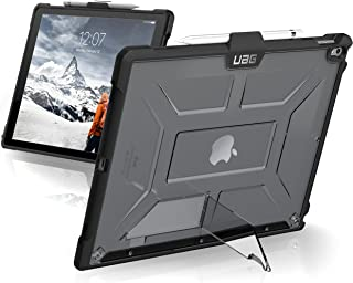 Urban Armor Gear UAG iPad Pro 12.9-inch (2nd Gen, 2017) & iPad Pro 12.9-inch (1st Gen, 2015) Plasma Feather-Light Rugged [Ice] Military Drop Tested iPad Case