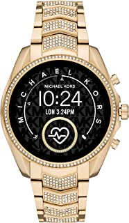 Access Gen 5 Bradshaw Smartwatch, Powered with Wear OS by Google with Speaker, Heart Rate, GPS, NFC, and Smartphone Notifications