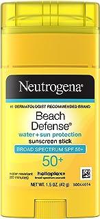 Neutrogena Beach Defense Stick SPF 50, 1.5 Ounce