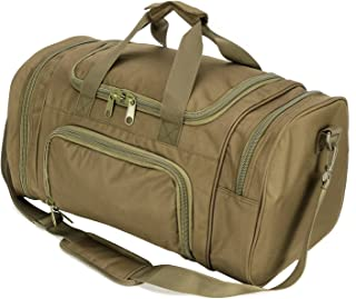 two compartment gym bag