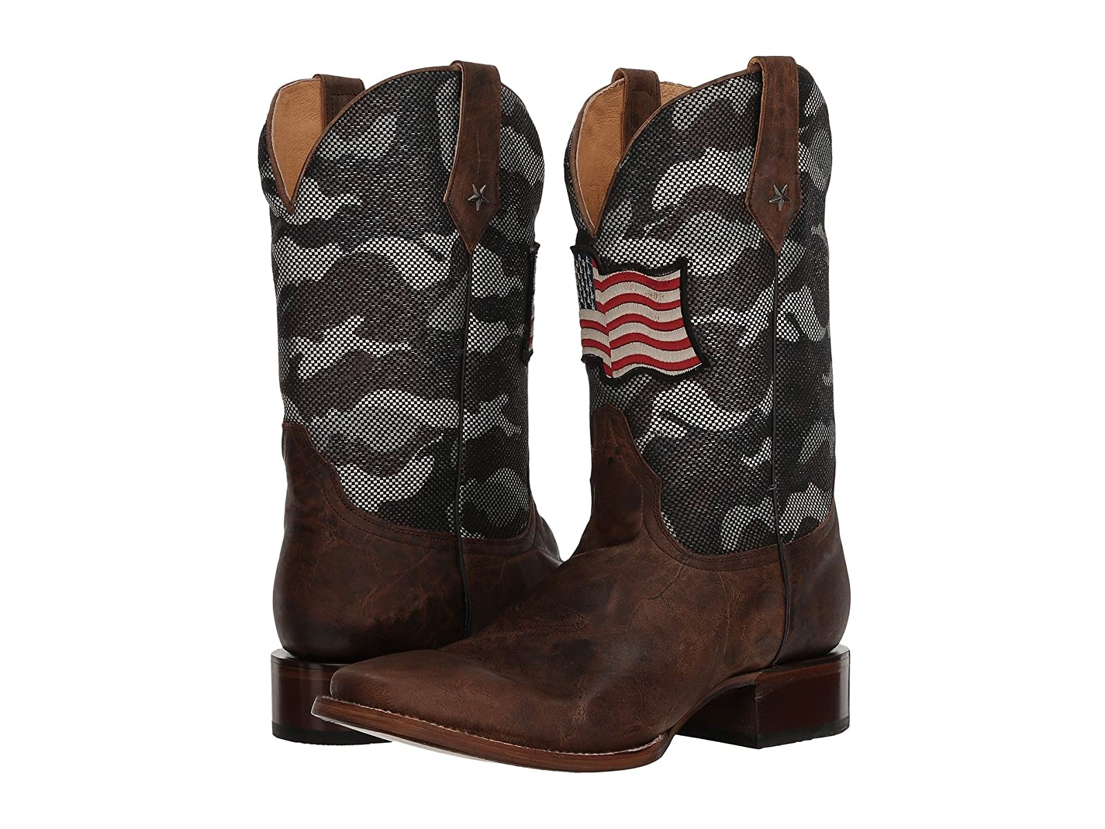 Roper American CamoEconomical and quality shoes