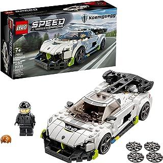LEGO Speed Champions Koenigsegg Jesko 76900 Building Toy...