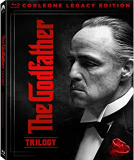 The Godfather Trilogy: The Corleone Legacy Edition [Blu-ray]