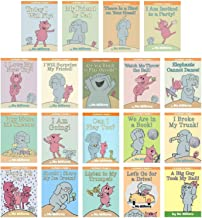 Complete Collection of Mo Willems' Elephant & Piggie Books (All 22 books!)