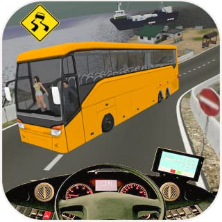 Offroad Tourist Coach Bus - Parking Game 2018