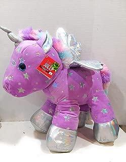 Be Jolly Dan Dee Large Sparkly Plush Unicorn Dandee Stuffed Animal Gift Present 20