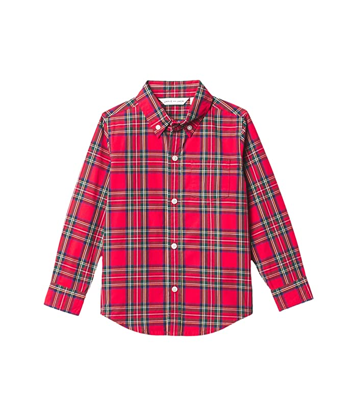 Toddler Baby Boys Long Sleeve Button Down Plaid T-Shirt Top,Upgraded Flannel Shirt Hooded Jacket Fall Winter Clothes