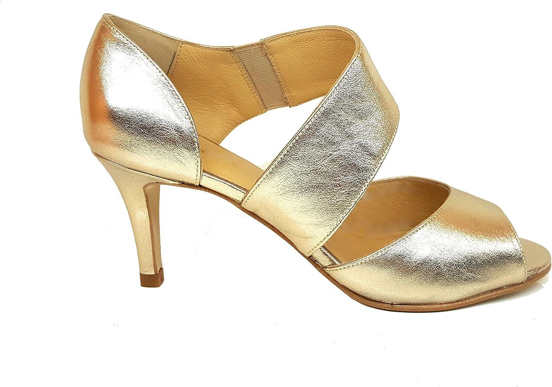 GENNIA Indiana -Women Leather Stylish Sandals