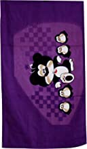 Sassoon Printed Multi Colour Hand Towel-40 X 60 cm (Dog)