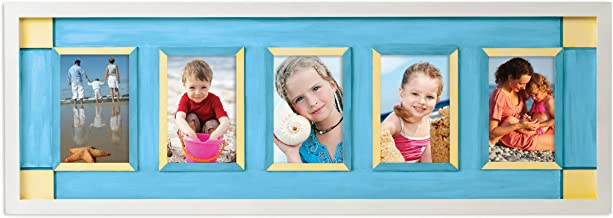 Burnes of Boston 5-Opening Seaside Collage Frame