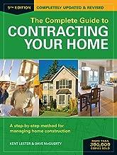 Best general contractor book Reviews