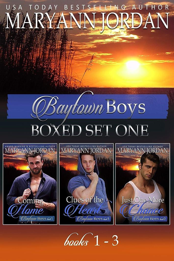 気体の用心する刺繍Baytown Boys Box Set Books 1-3: Baytown Boys (English Edition)