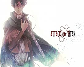 Rawpockets ' Attack on Titans Drawing ' Wall Poster(Paper Board,33 x 48 cm)