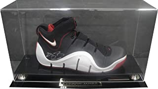 lebron signed shoes