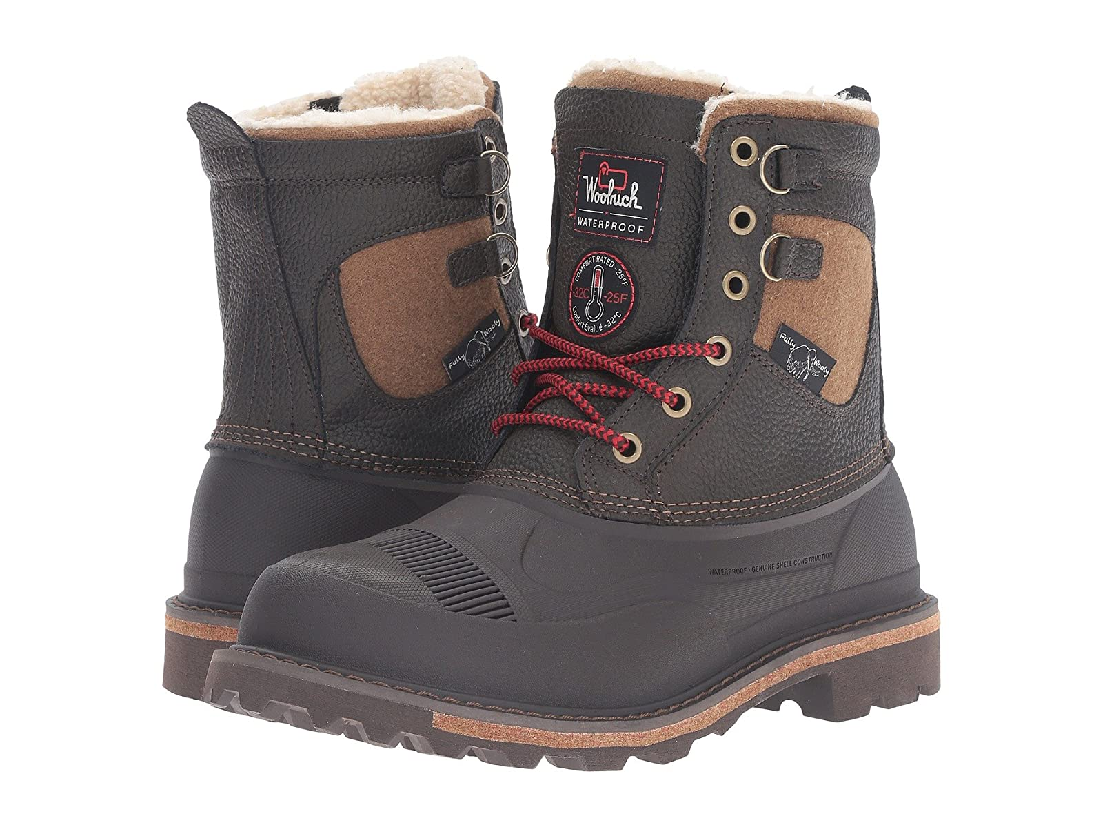 Woolrich Fully Wooly LaceCheap and distinctive eye-catching shoes