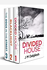 The Dark Yorkshire Series: Books 1 to 3 in the gripping crime thriller series (The DI Caslin Box Set) (Dark Yorkshire Collection) Kindle Edition