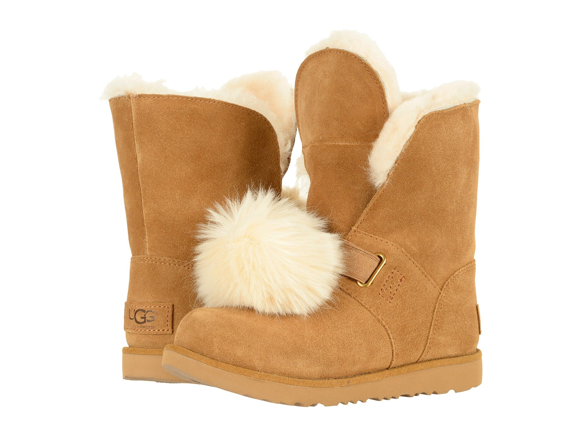 Ugg winter and snow boots girls shipped free at zappos view more like this ugg kids isley waterproof little kidbig kid nvjuhfo Gallery