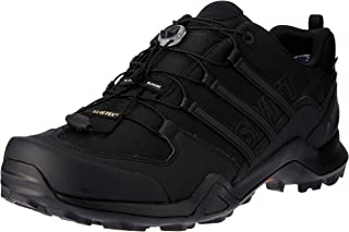 adidas, Terrex Swift R2 GTX Hikings Shoes, Men's Shoes, Black/Black/Black, 12.5 US