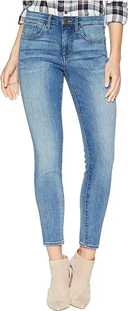 4120350e5c9119 Not your daughters jeans petite petite size emma denim pencil skirt ...
