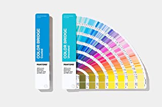 Pantone GP6102A Coated and Uncoated Color Bridge Set - 2019 Edition