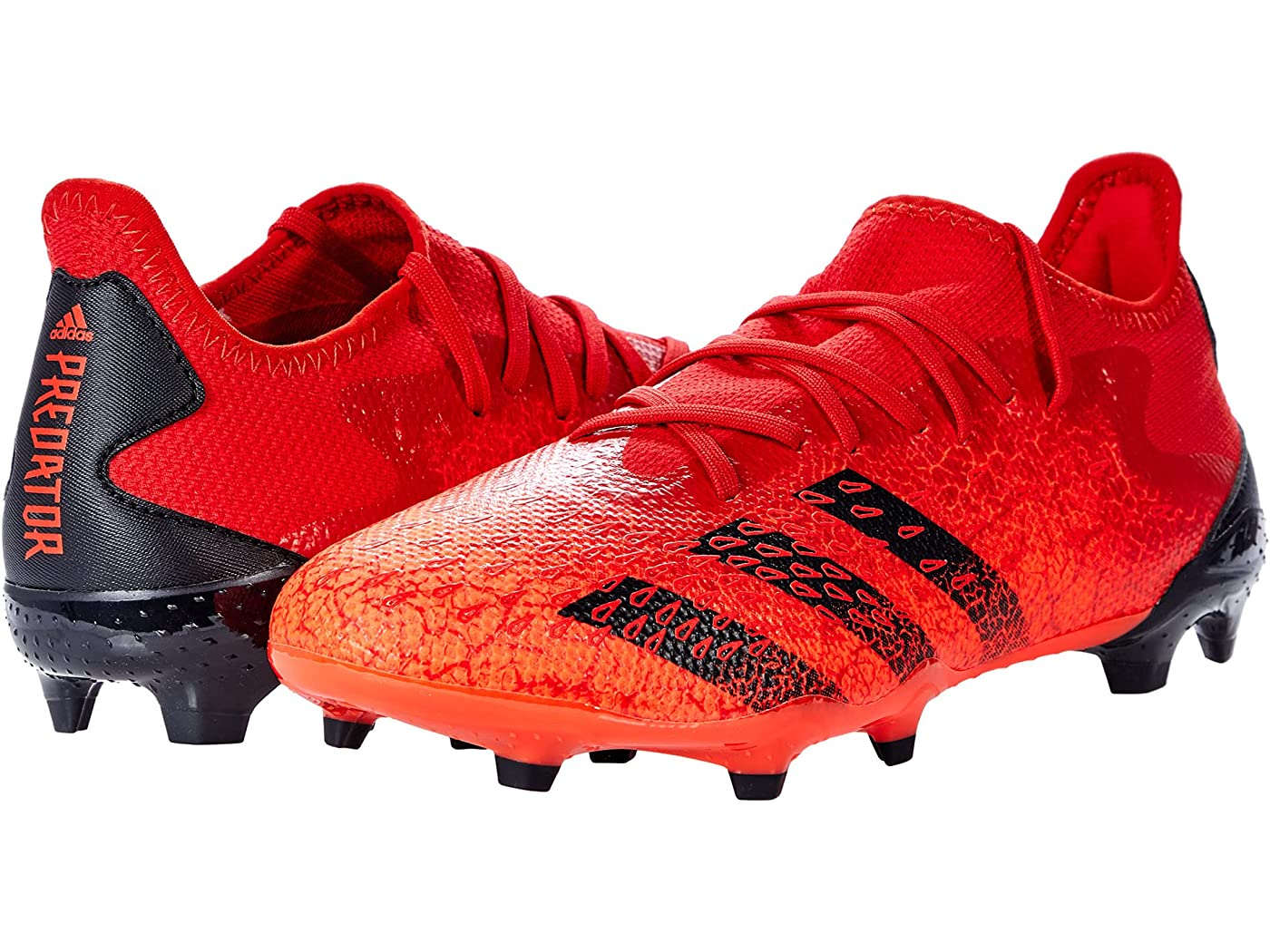 Adidas Predator Freak 3 Low Firm Ground Soccer Cleats
