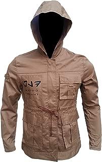 Womens SW The Last Jedi Cotton Jacket 2XS to 3XL