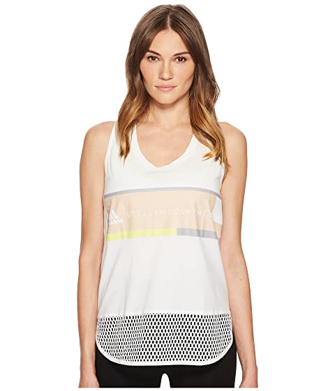 adidas by Stella McCartney Essentials Logo Graphic Tank Top CW0442